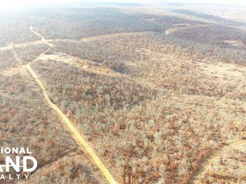 80 Acre 230 Road : Mounds : Okmulgee County : Oklahoma