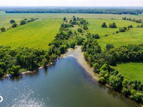 Prescott Lake Farm : Prescott : Linn County : Kansas