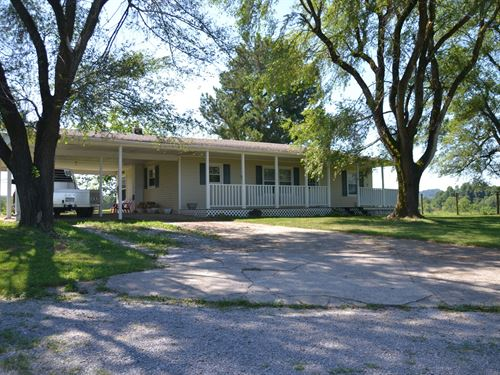 Sustainable Country Living, 75 Acre : Gravel Switch : Boyle County : Kentucky