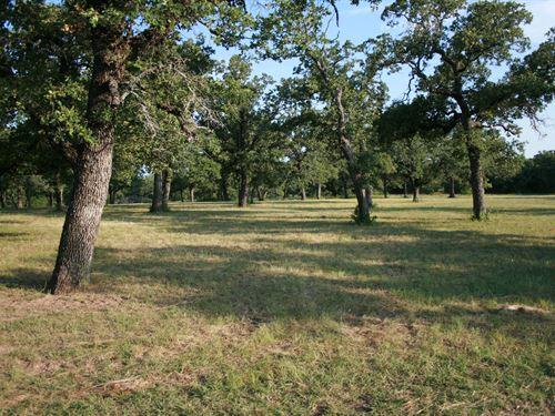 Santo Ranch With Views And Trees : Santo : Palo Pinto County : Texas