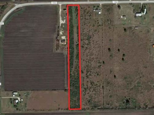 This 6.34 Acres In Jackson County : Lolita : Jackson County : Texas