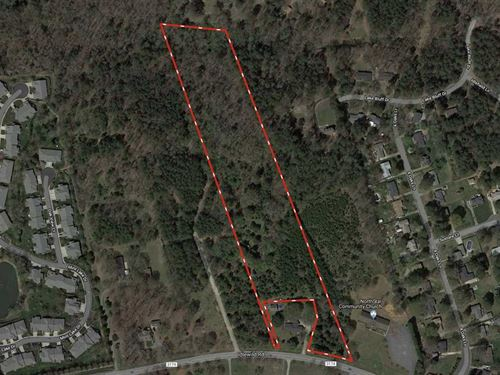 9.35 Acres in Mint Hill, Meckle : Mint Hill : Mecklenburg County : North Carolina