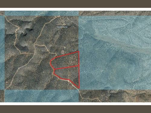 Mountain Acreage, Private Location : Seligman : Yavapai County : Arizona