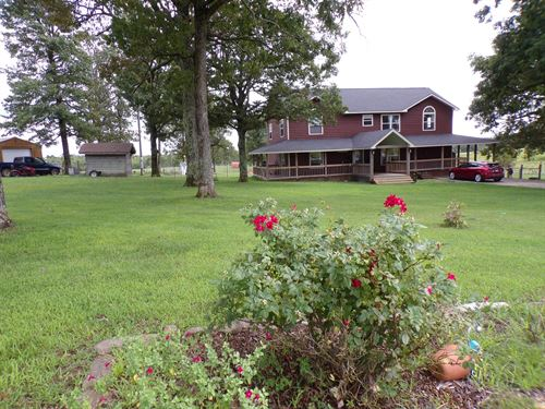 Arkansas Country Home & Acreage : Marshall : Searcy County : Arkansas