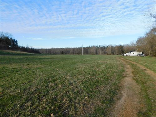 Hobby Farm For Sale In TN : Waynesboro : Wayne County : Tennessee
