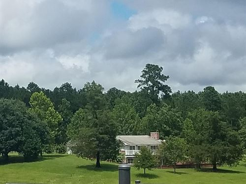Country Home Land Joins Homochitto : Gloster : Amite County : Mississippi