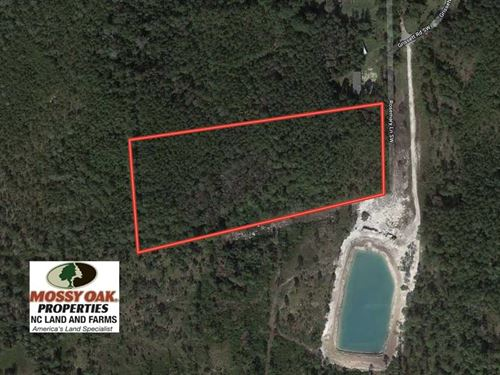 Under Contract, 7 Acres of Reside : Supply : Brunswick County : North Carolina