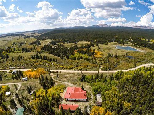 Historic 1883 London Mine Mill Off : Alma : Park County : Colorado