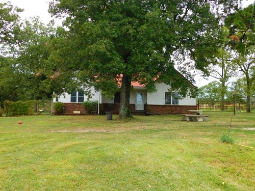 Home For Sale In South Central Mo : Mountain Grove : Wright County : Missouri