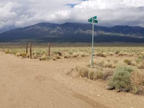 Get Off Grid, No Neighbor, $115/ Mo : Blanca : Costilla County : Colorado
