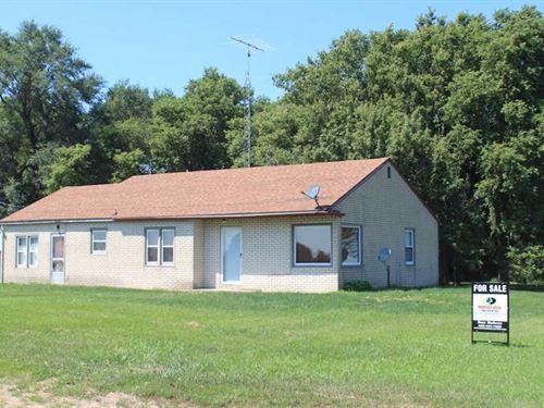 Acreage For Sale,86939 Hwy, 13Crei : Creighton : Knox County : Nebraska
