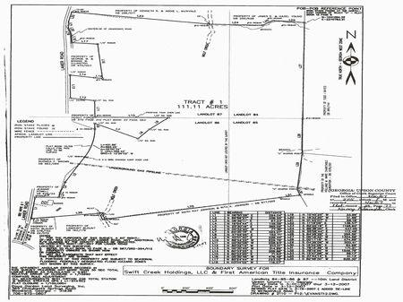 111 Acres : Thomaston : Upson County : Georgia