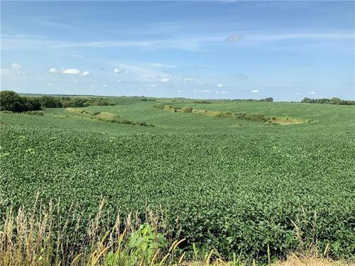 155 Acres M/L Prime Farm Ground : Troy : Doniphan County : Kansas