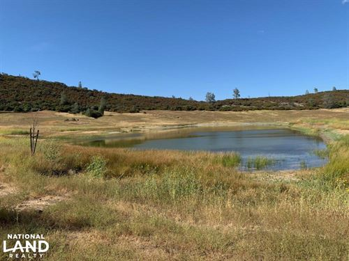 Hunting And Recreational Land : Middletown : Lake County : California