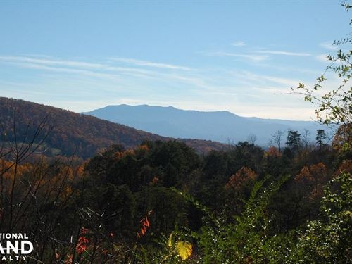 Sevierville Recreation/Homesite Acr : Sevierville : Sevier County : Tennessee