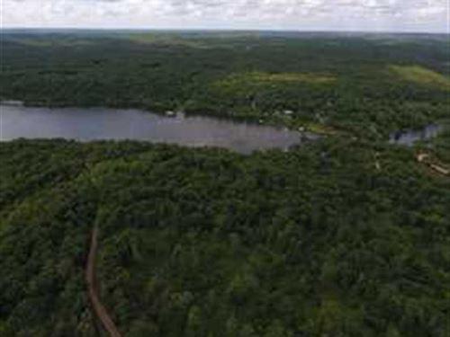 73 Acres Next to Lake of The Ozark : Rocky Mount : Morgan County : Missouri