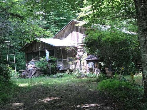 Great Mountain Getaway : Robbinsville : Graham County : North Carolina