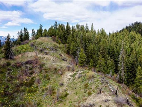 642.54 Acres in Leavenworth, WA : Leavenworth : Chelan County : Washington