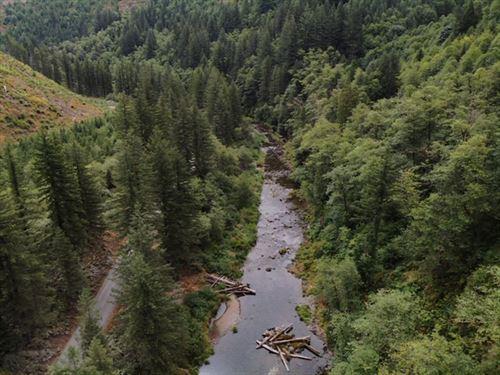 79.91 Acres in North Bonneville, WA : North Bonneville : Skamania County : Washington