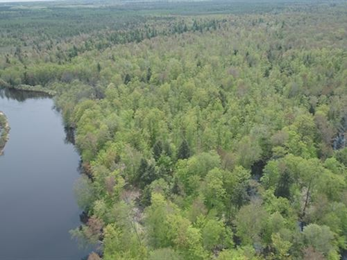 43 Acres in Manistique, MI : Manistique : Schoolcraft County : Michigan
