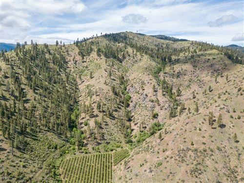 66.70 Acres in Entiat, WA : Entiat : Chelan County : Washington