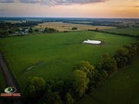 73 Acres Of Pasture Land For Sale : McCune : Cherokee County : Kansas