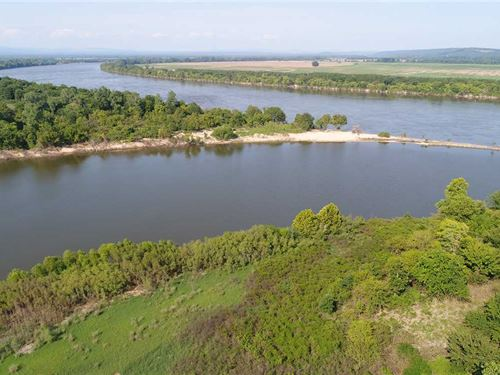 113 Acres on Frog Bayou Waterfowl : Kibler : Sebastian County : Arkansas