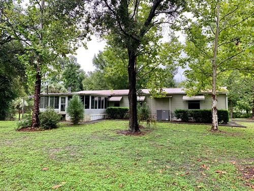 Country Home, Trenton, Gilchrist : Trenton : Gilchrist County : Florida