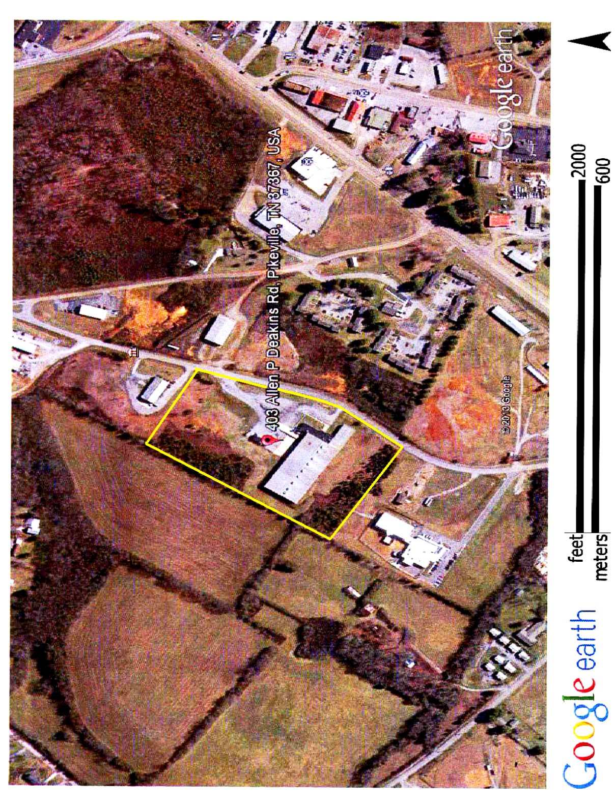 Rhs Industrial Building : Farm for Lease : Pikeville