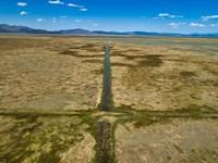 20.1 Acre Hemp Farm Canal : Madeline Plains : Lassen County : California