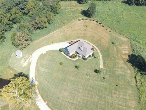 Lynnville, Tennessee Country Estate : Lynnville : Giles County : Tennessee