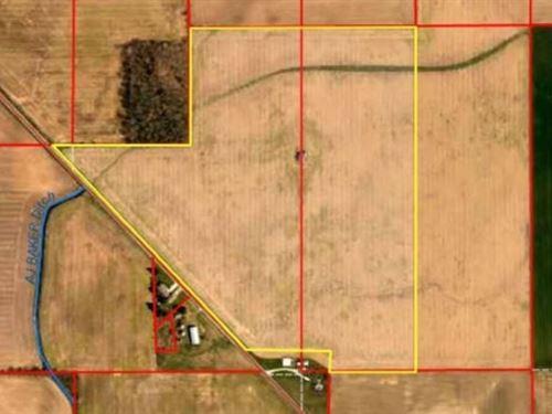 Farm Acreage New Castle, Indiana : New Castle : Henry County : Indiana