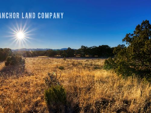 Beautiful 40 Acre Ranch Lot 20 : Corona : Torrance County : New Mexico