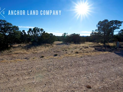 40 Acre Ranch For Sale in Torrance : Corona : Torrance County : New Mexico
