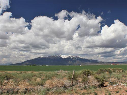 Co Land Sale, Just $249 Down : Blanca : Costilla County : Colorado