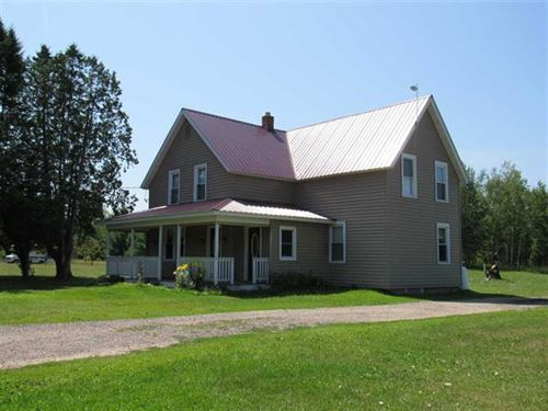 15592 & 15600 Bellaire Rd 1117296 : Baraga : Michigan