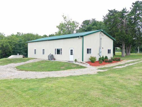 4Br/2Ba Home For Sale Wapello Coun : Agency : Wapello County : Iowa