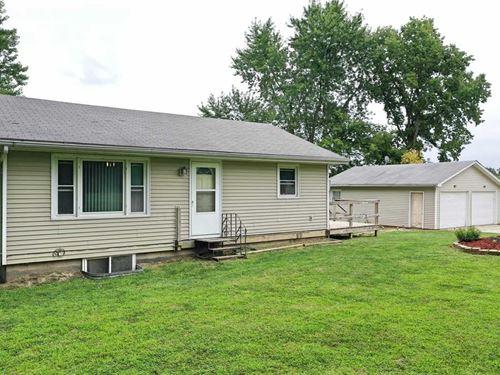 2Br/2Ba Home For Sale Wapello Coun : Agency : Wapello County : Iowa
