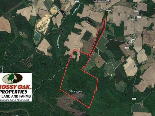 Under Contract, 210 Acres of Farm : Smithfield : Johnston County : North Carolina