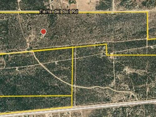 Tierra Del Sol Rural/Agricultural : Boulevard : San Diego County : California