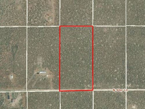 5 Acres In Lake County Or : Christmas Valley : Lake County : Oregon