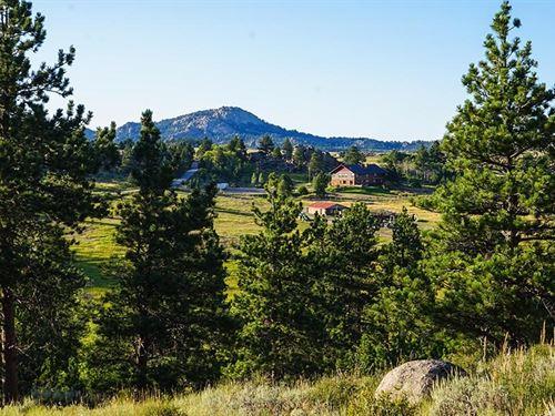Pole Mountain Ranch : Glenrock : Converse County : Wyoming