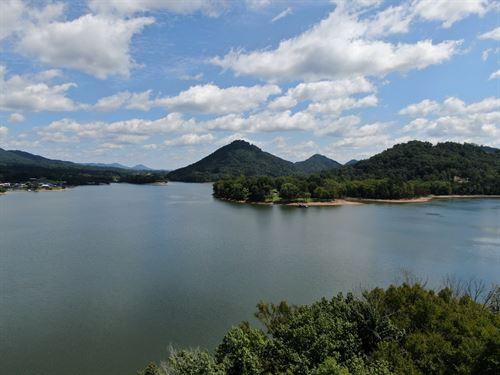 Cherokee Lakefront Property East : Mooresburg : Hawkins County : Tennessee