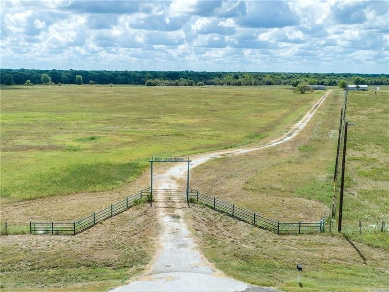Development, Investment, Hunting : Wills Point : Van Zandt County : Texas