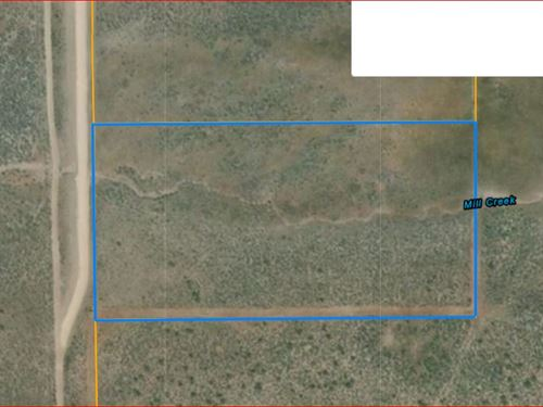 5.04 Acres In Klamath County Or : Beatty : Klamath County : Oregon