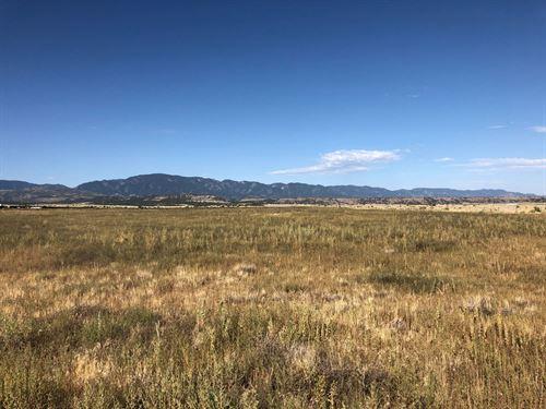 North Siloam Ag Ground : Pueblo : Colorado