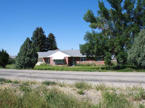 Powell Hobby Farm : Powell : Park County : Wyoming