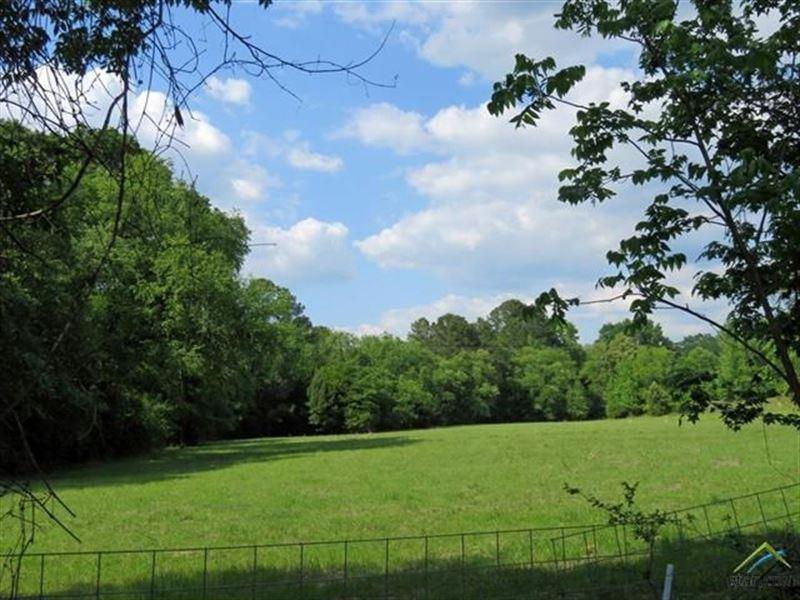 Paradise In East Texas : Farm for Sale : Elkhart : Anderson County : Texas