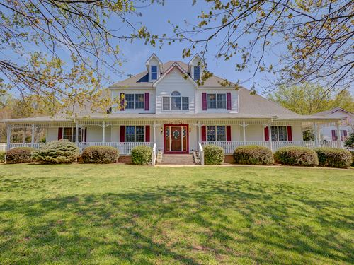 Country Retreat, Beautiful Views : Amherst : Virginia