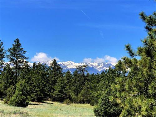 Eagle Canyon Ranch : Silver Cliff : Custer County : Colorado